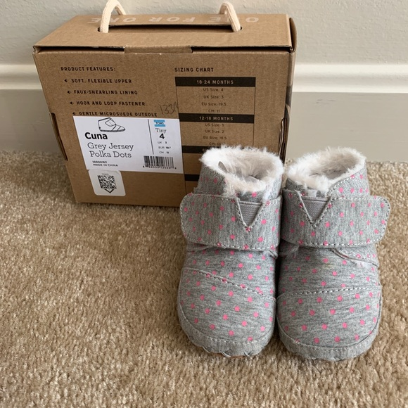 Toms Shoes | Tons Infant Cuna Crib